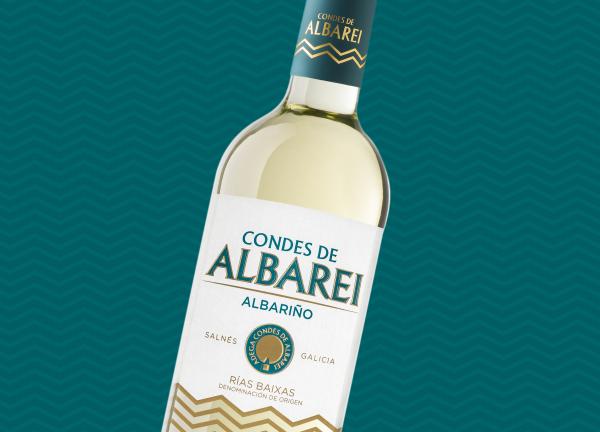 Condes de Albarei presents its new corporate Image